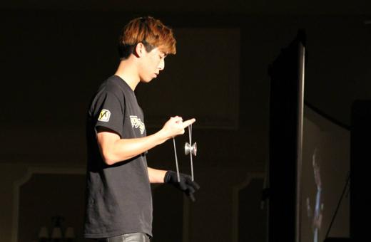 World YoYo Champion Michael Nakamura
