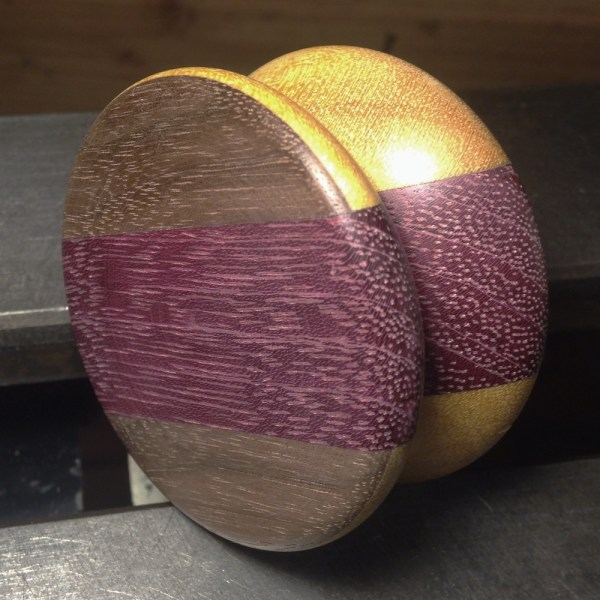 Hildy Bros Currier Wood YoYo
