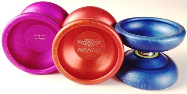 YoYoFactory Aviator - Luis Enrique