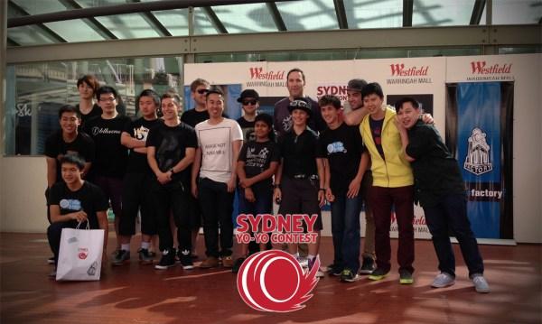 2013 Sydney YoYo Contest - Australia