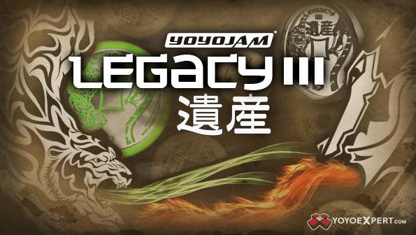 YoYoJam Legacy III at YoYoExpert
