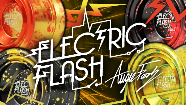 Augie Fash - Electric Flash by C3YoYoDesign at YoYoExpert.com