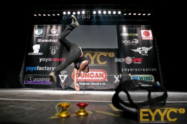 Paul Kerbel - EYYC 2014