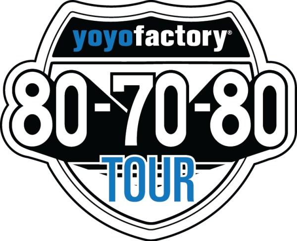 YoYoFactory 80 70 80 Tour