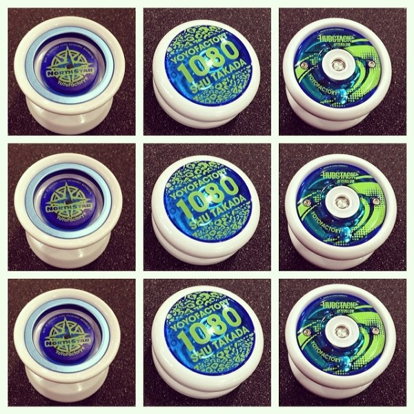 YoYoFactory Glow Collection - Wave 2
