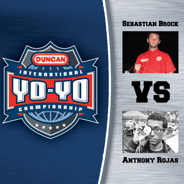 Duncan Toys IYYC - Sebby vs Rojas