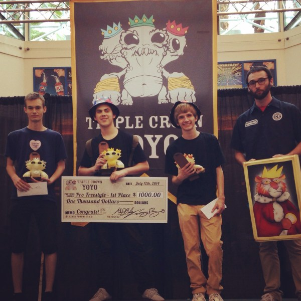2014 Triple Crown of YoYo