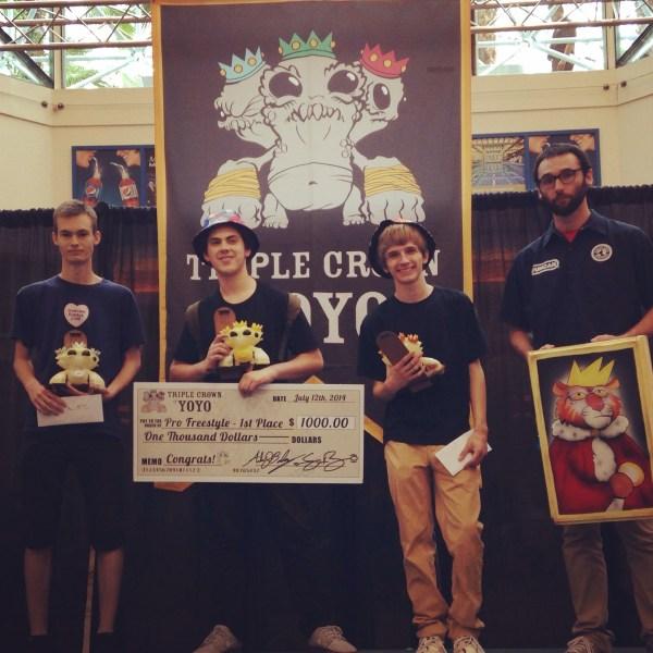2014 Triple Crown of YoYo