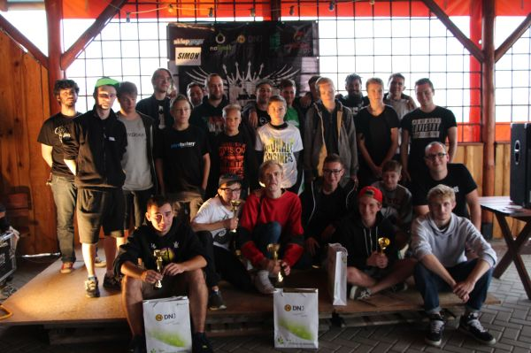 2014 Summer Freestyle Competition (Poland)