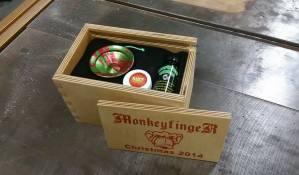 Monkeyfinger Christmas Giveaway