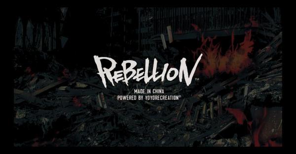 Rebellion by YoYoRecreation