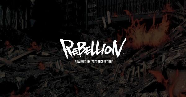 Rebellion YoYos by YoYoRecreation