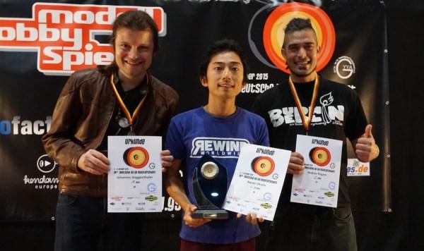 2015 German Masters 2a finalist