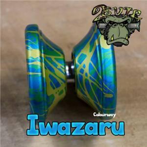 Monkeyfinger 2Evil Iwazaru