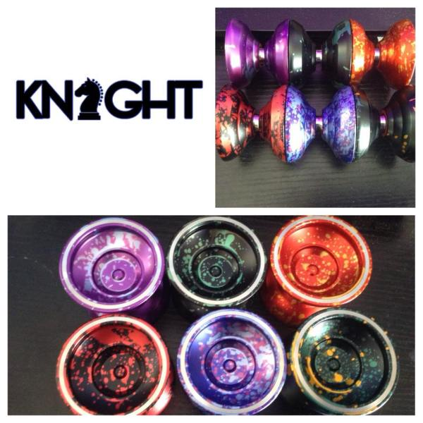 2SickYoYos Knight multi pic