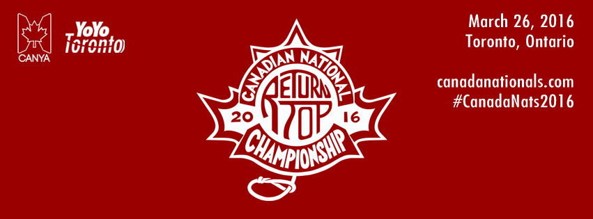 2016 Canadian National YoYo Contest
