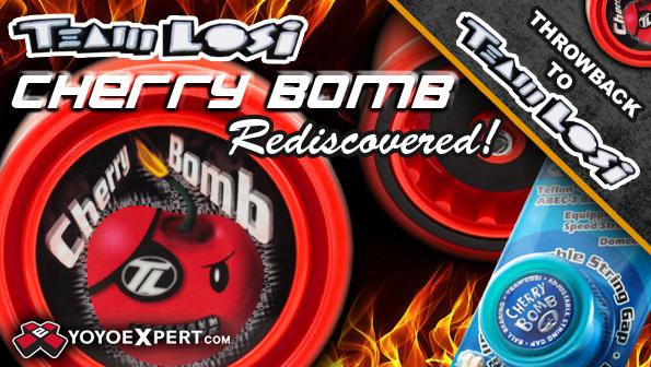Team Losi Cherry Bomb