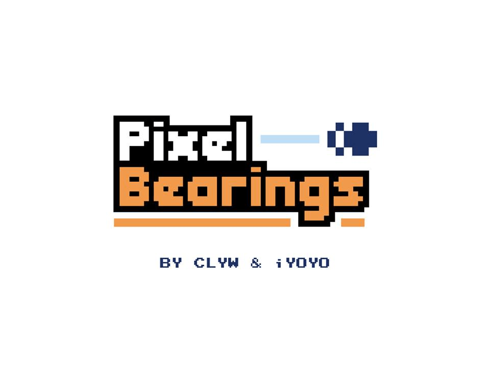 CLYW x iYoYo Pixel Bearings
