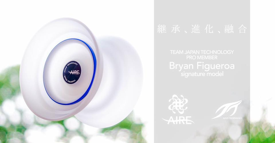 Japan Technology Aire offstring yoyo