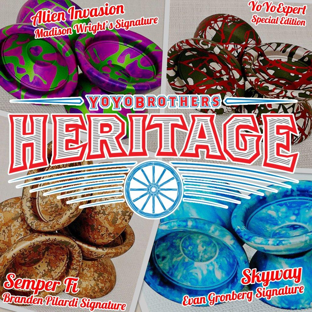 YoYoBrothers Heritage YoYoExpert