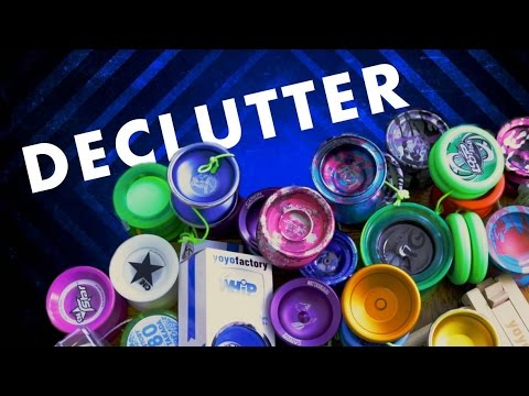 Ann Connolly – Declutter My YoYo Collection