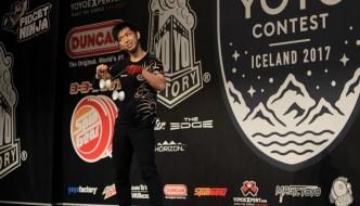 2017 World YoYo Contest – 4A Finals Results