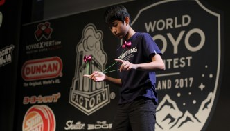 2017 World YoYo Contest – 3A Finals Results