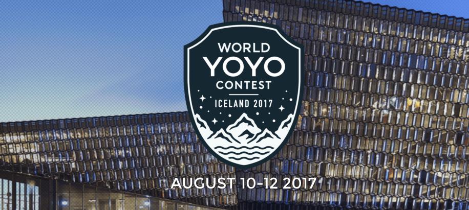 World YoYo Contest 2017 Iceland