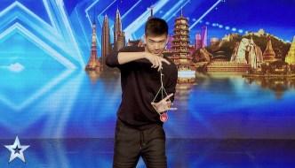 Polo Garbkamol on Asia's Got Talent