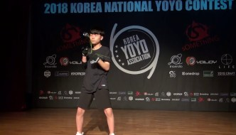 2018 Korean National YoYo Contest Winners