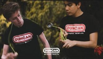 Duncan Toys Presents: Javier Augusto X Sebastian Lavin