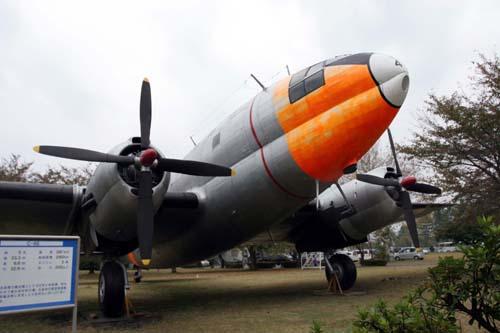航空自衛隊 C-46 天馬 91-1141 岐阜基地 2005年11月6日