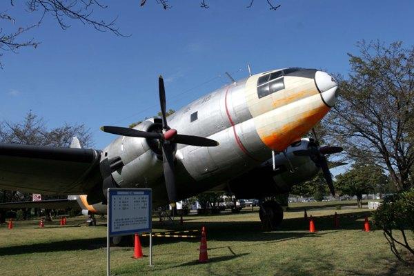 航空自衛隊 C-46 天馬 91-1141 岐阜基地 2009年10月12日