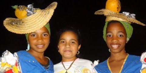 Cuba: Fete du coté de Santiago de Cuba