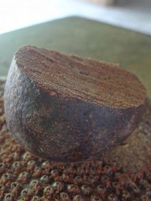 Exemple de boule de cacao à Baracoa à Cuba photo blog voyage tour du monde https://yoytourdumonde.fr