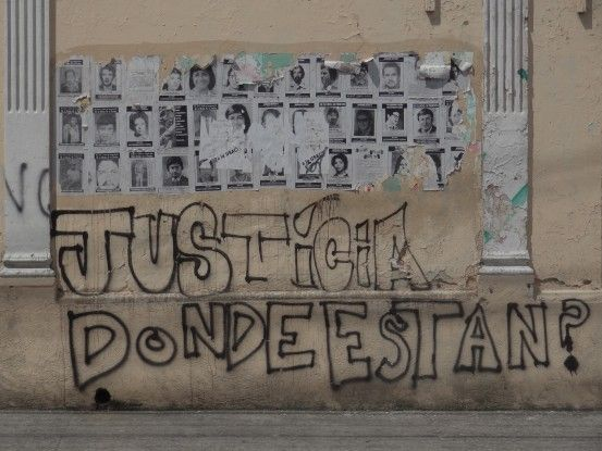 Demande de justice des citoyens du Guatemala contre la dictature photo blog voyage tour du monde travel https://yoytourdumonde.fr