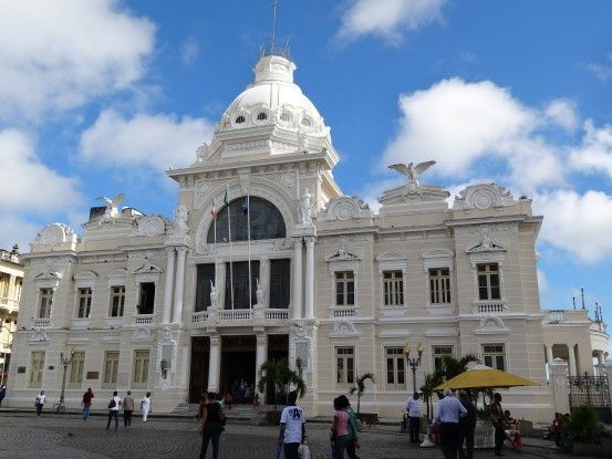 Centre historique de Salvador de Bahia photo blog voyage travel unesco https://yoytourdumonde.fr
