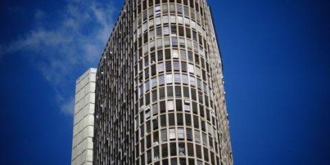 Superbe gratte ciel à Sao Paulo au Brésil photo blog voyage tour du monde travel https://yoytourdumonde.fr
