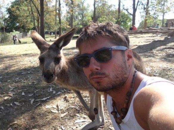 """Australie- Brisbane: """"Quoi ma guele, qu'est ce qu'elle a ma guele""""!"""