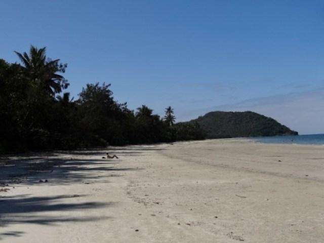 Australie- Cap Tribulation: Sympa avec le soleil non?