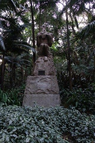 Bresil- Sao Paulo: La ville a de tres bon nombreux et tres beaux parcs.