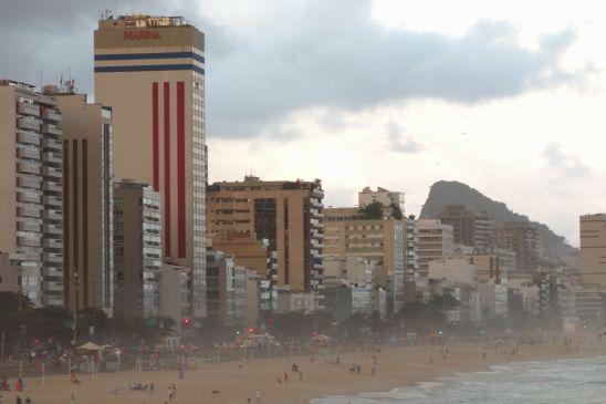 Plage de Rio de Janeiro photo blog voyage tour du monde travel https://yoytourdumonde.fr