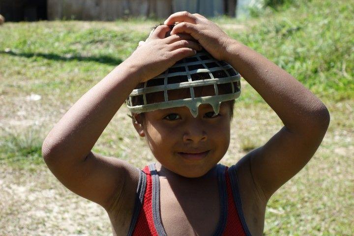 Perou- Amazonie: Photo prise pres d'Iquitos.