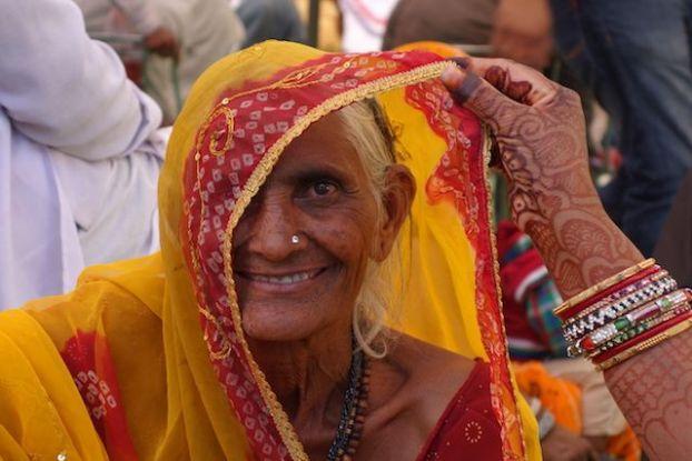 Pushkar: Mariage du coté de Pushkar avec les coutumes hindouistes photo blog voyage tour du monde https://yoytourdumonde.fr