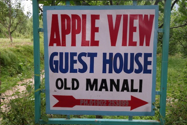 Guest house ou auberge de jeunesse Manali photo blog voyage tour du monde https://yoytourdumonde.fr
