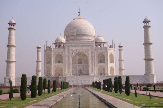 Agra Taj mahal visite blog tour du monde https://yoytourdumonde.fr