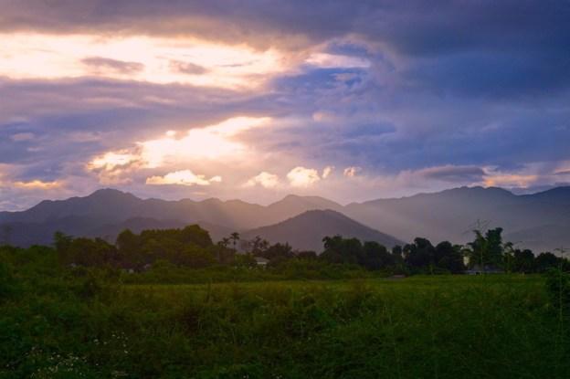 Vallée de Dien Bien Phu Vietnam photo blog voyage tour du monde https://yoytourdumonde.fr