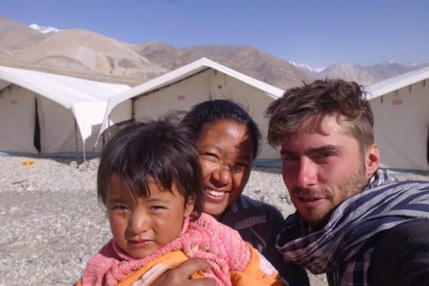Dormir chez l'habitant au Ladakh photo voyage tour du monde https://yoytourdumonde.fr