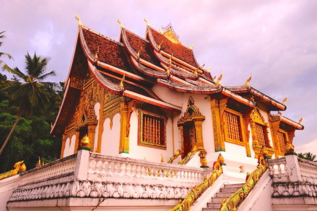 Palais Royal de Luang Prabang laos photo blog voyage tour du monde https://yoytourdumonde.fr