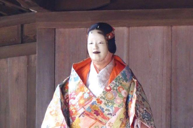 Theatre spectacle local Miyajima japon https://yoytourdumonde.fr